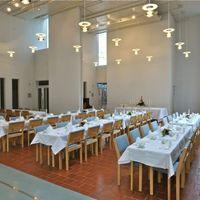 Männistön Pyhän Johanneksen kirkon seurakuntasali