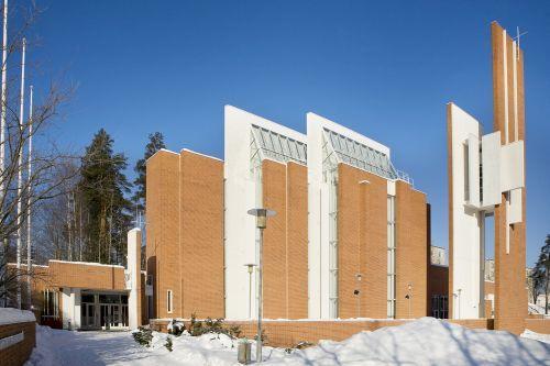 Männistön Pyhän Johanneksen kirkko