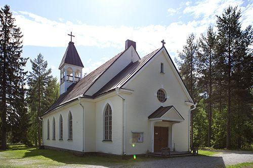 Karttulan kirkko