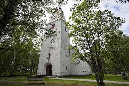 Syvänniemen kirkko