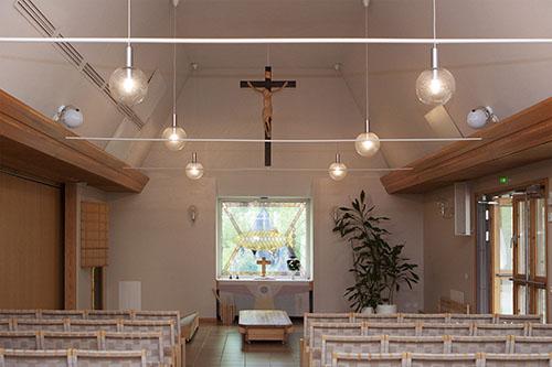 Vehmasmäen kappeli