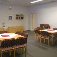 Kallaveden kirkon koulutussali