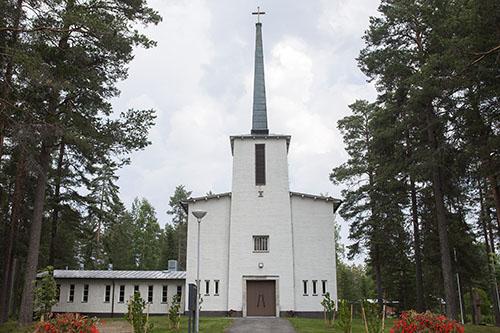 Säyneisen kirkko