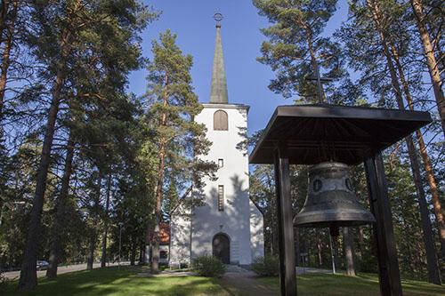 Riistaveden kirkko