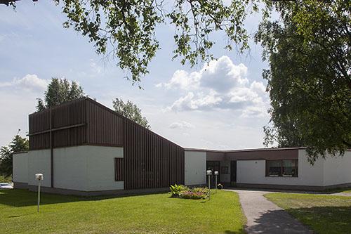 Kaavin seurakuntatalo