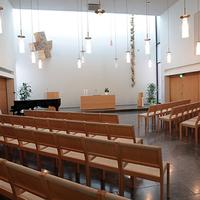 Petosen seurakuntasali