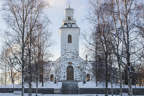 Tuomiokirkko On Avoinna - Kuopion Seurakunnat